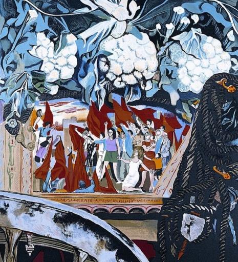 художник Ренато Гуттузо (Renato Guttuso) картины – 29