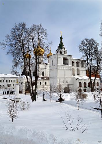 Кострома-колыбель Дома Романовых