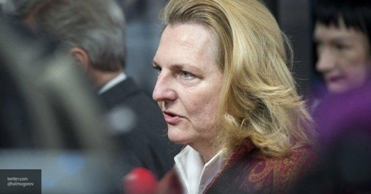 Названа дата визита главы МИД Австрии в Москву