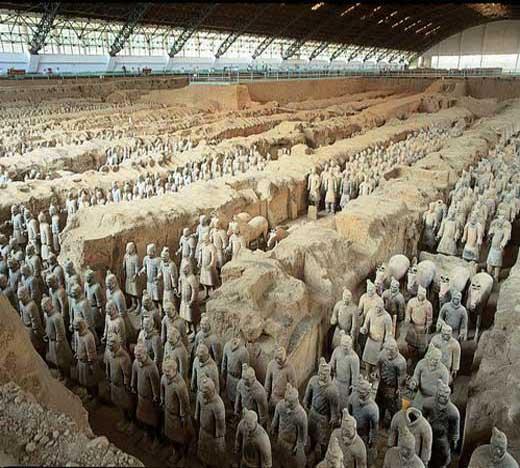Древние цивилизации. Терракотовая армия