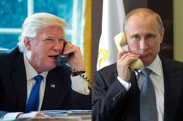 Когда Трамп поладит с Путиным?