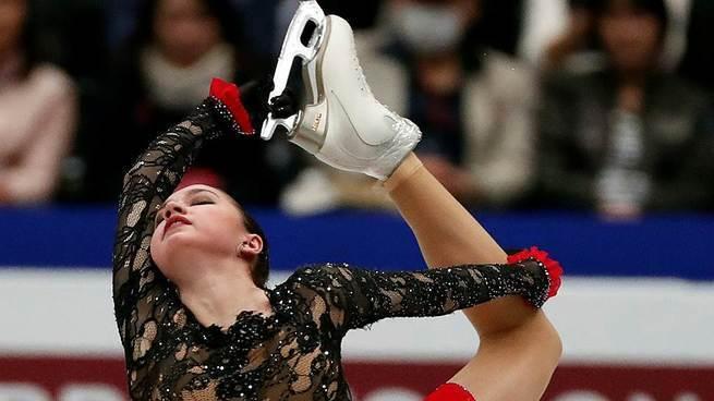 Загитова побила рекорд прохождения допинг-теста