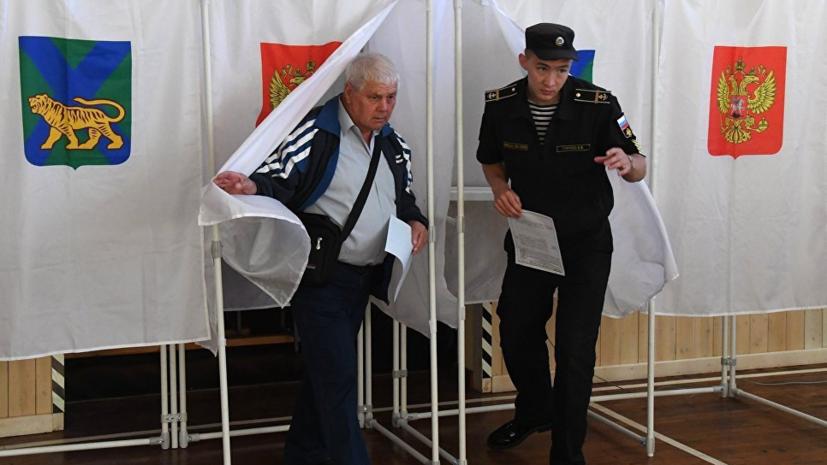 """Голосуй не голосуй, все равно получишь... """"Сверхъестественны"""" """"результаты"""" """"выборов в Приморье"""