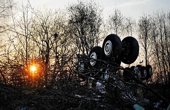 ПАСЕ призвала Россию вернуть Польше обломки самолета Качиньского