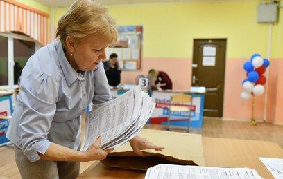 В России прошел Единый день голосования. Предварительные итоги