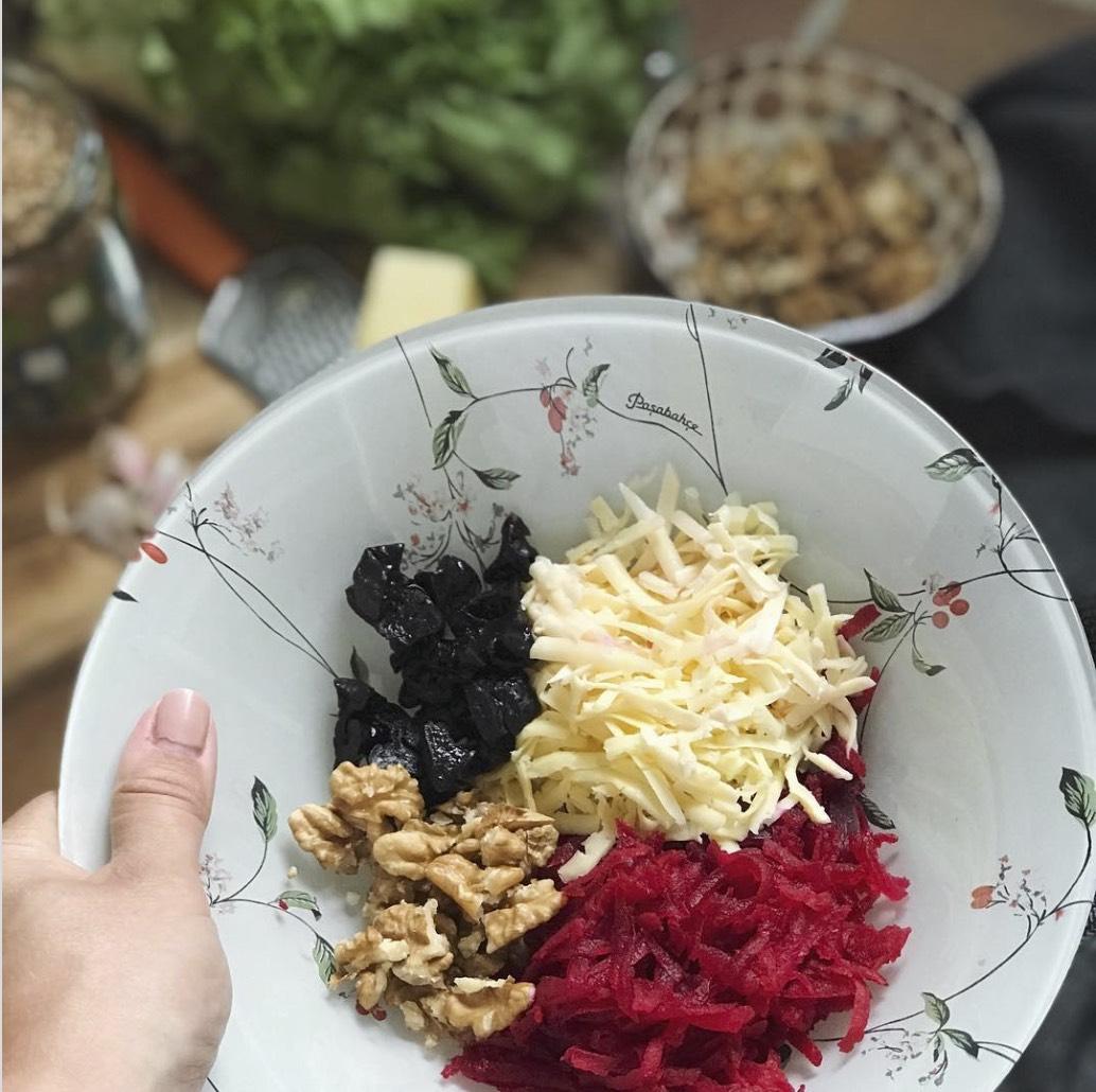 5 аппетитнейших салатов из с…