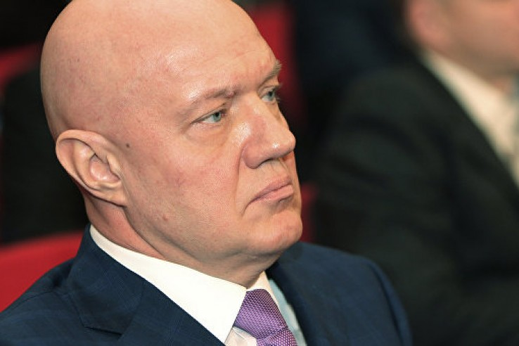 Вице-премьер Нахлупин задерж…