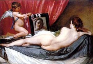 Диего Веласкес «Венера у зеркала»