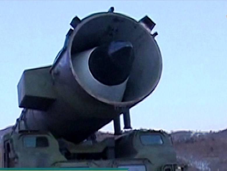 В Сеуле назвали тип ракеты, запущенной в КНДР. Токио призвал усилить давление на Пхеньян
