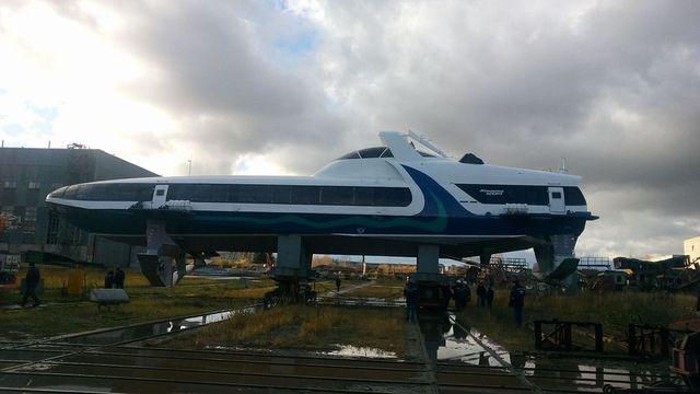 «Кометы» вернулись: Новые крылья российского флота
