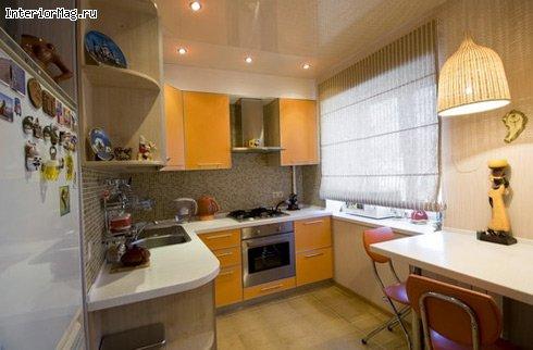 Дизайн комнаты с закутком