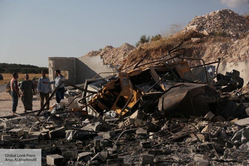Сирия выступила за новое соглашение по Идлибу
