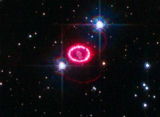 Учёные обосновали выживание планет после взрыва сверхновых