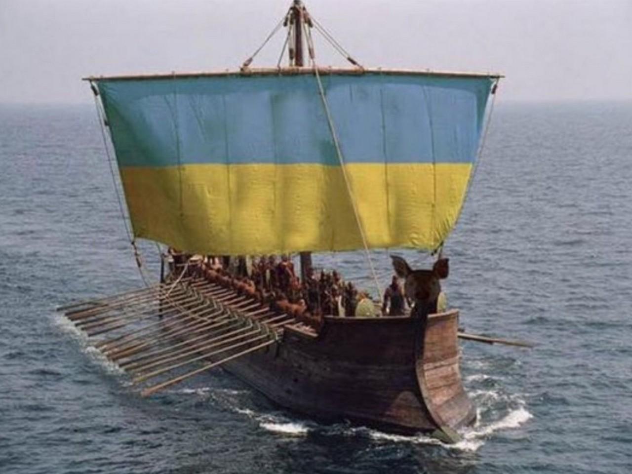 Два флота Украины — парадный и реальный
