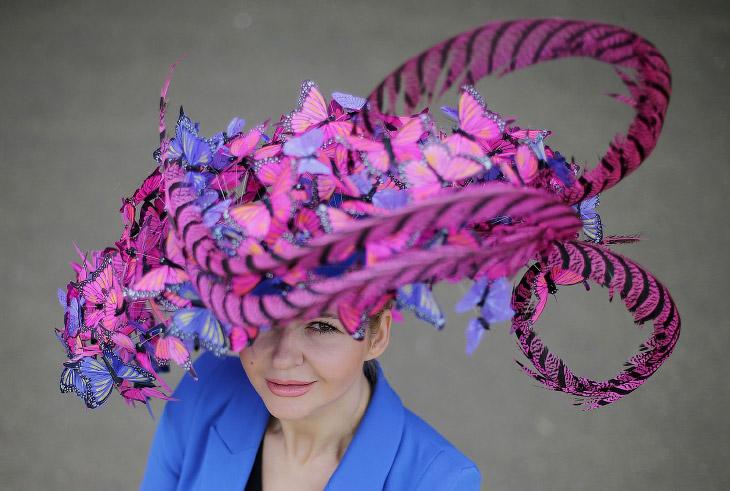 Royal Ascot— скачки и самые безумные шляпы