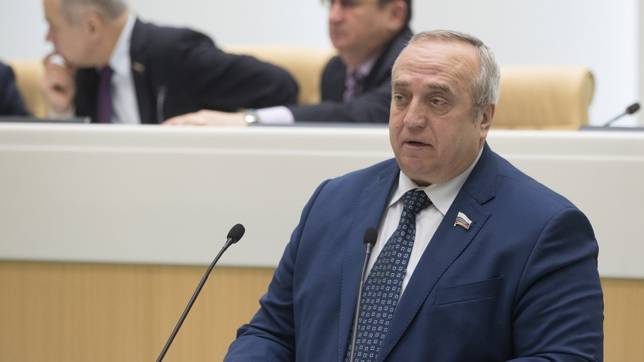 Член Совфеда РФ Клинцевич прокомментировал авиаудар коалиции на востоке Сирии
