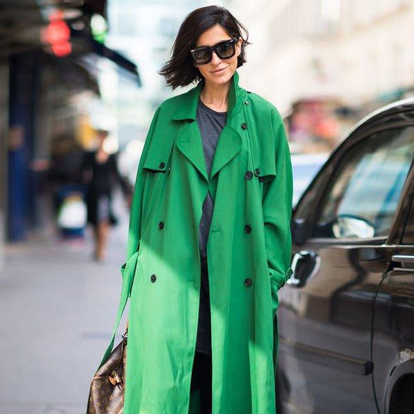 Определенные цвета в одежде, благодаря которым можно выглядеть намного моложе.