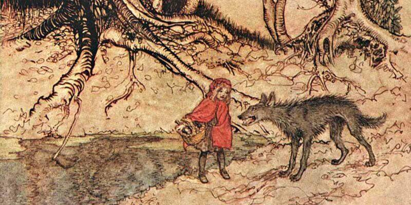 Средневековые убийцы, или очем насамом деле сказка про Красную Шапочку