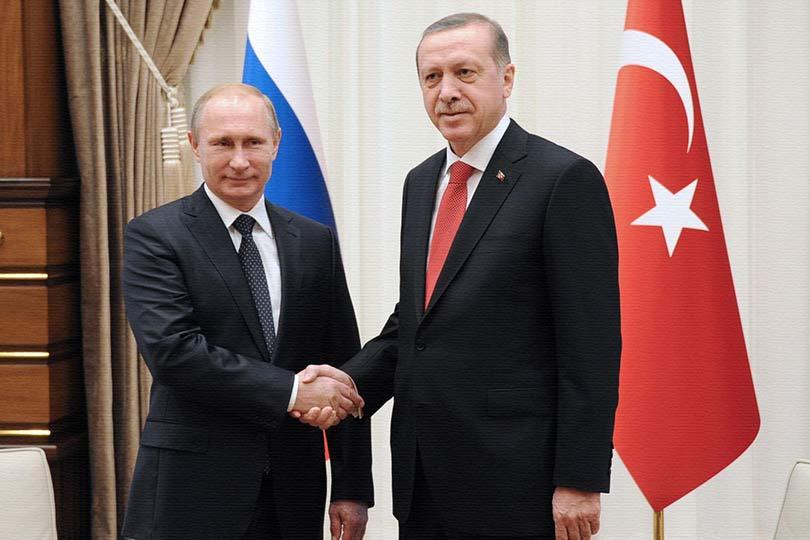 Россия пошла навстречу Турци…