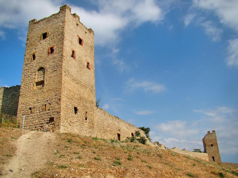 Осада Кафы 1346 г. и начало эпидемии чумы в Европе - записки очевидца.