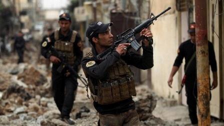 Иракская армия добилась успеха взападном Мосуле: взят пригород Аль-Танек