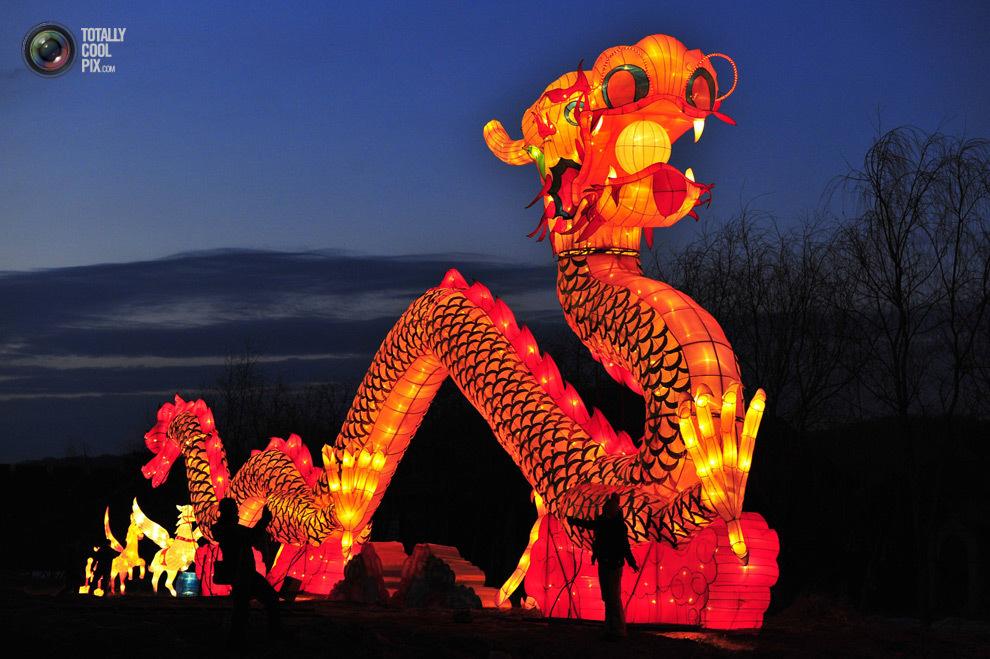 Ритуал на новый год по китайскому