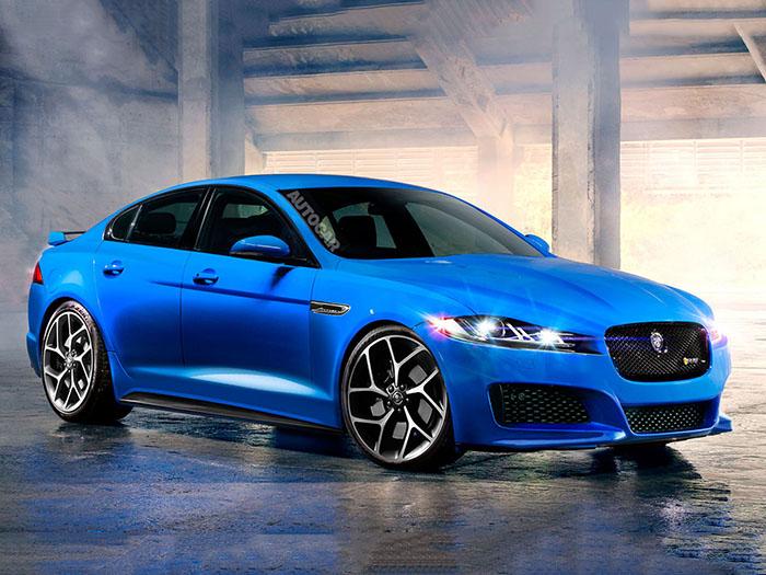 Jaguar XF: первая информация о новинке
