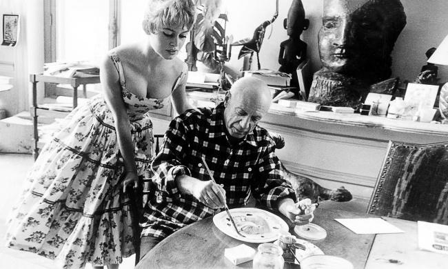 Пабло Пикассо и его женщины