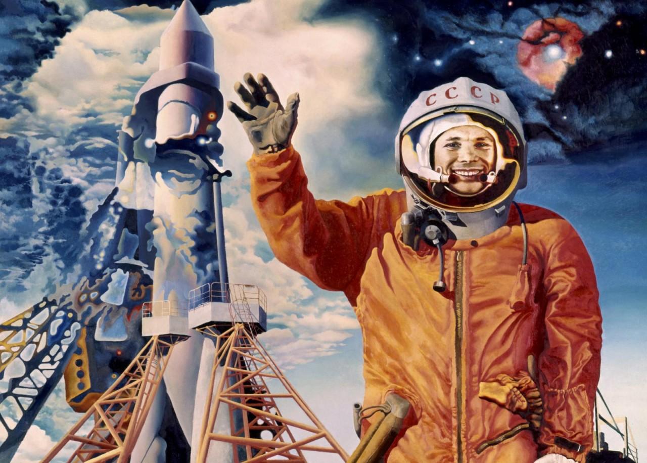 Наталия Витренко: С Днём космонавтики, друзья!