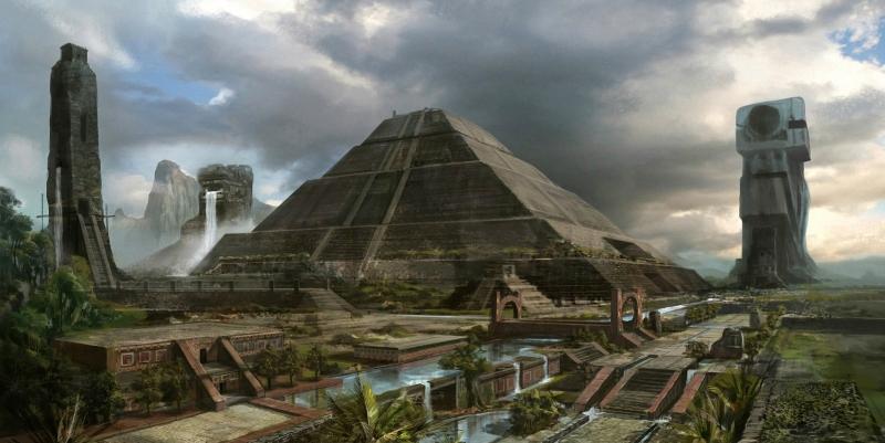 Цивилизации, которые оставили после себя больше вопросов, чем ответов