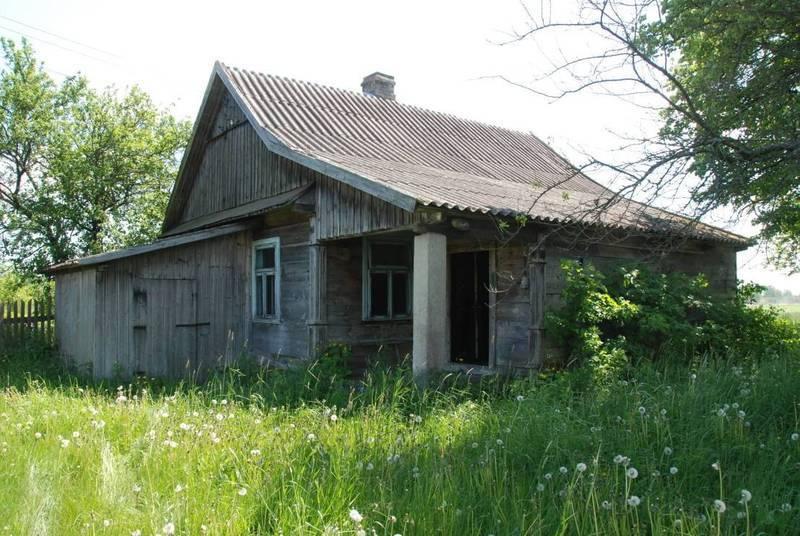 До и После: Как старый дом в деревне стал стильной дачей. Соседи просто ахнули от увиденного…