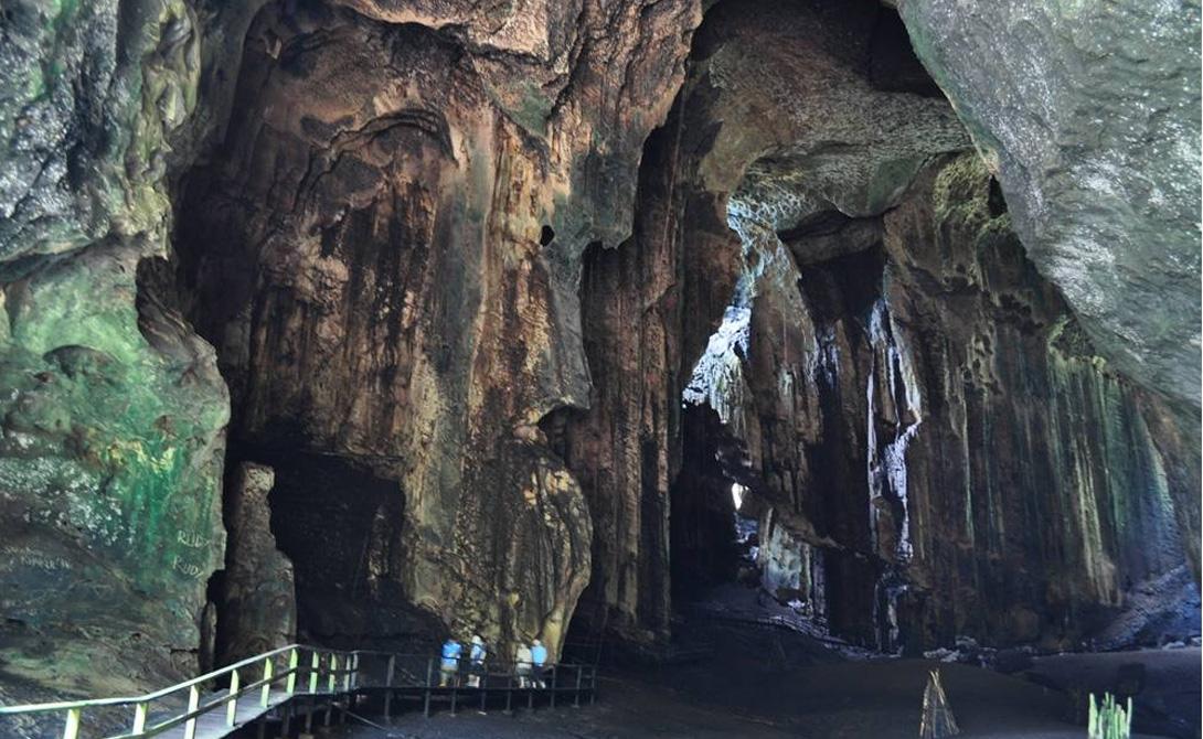 Самая неприятная в мире пещера
