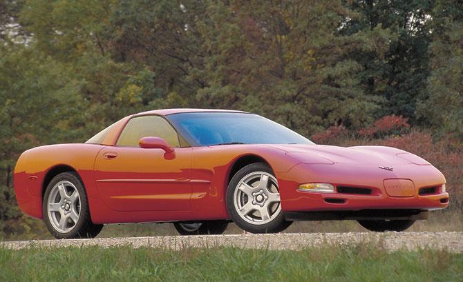 100 лет Chevrolet
