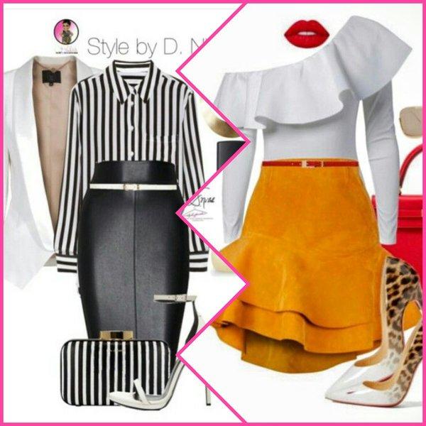 3 юбки, которые феерично вернулись в моду осенью 2018 года