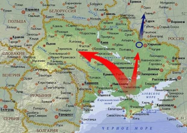 Битва за Крым. Причина и следствие