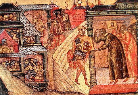 Загадки икон — чудо или мастерство иконописцев?