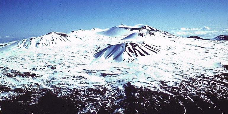 Самая высокая гора на свете
