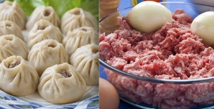 Позы (буузы) — Бурятское национальное блюдо