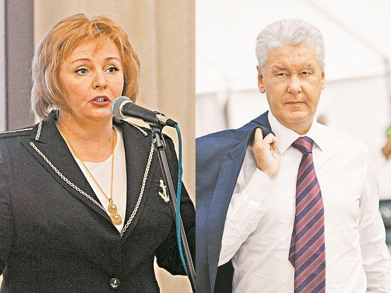 Крайняя мэра. Арестована недвижимость бывшей супруги Владимира Путина