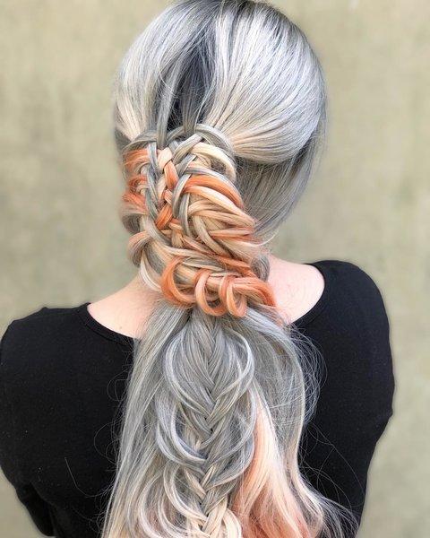 @braidedandblonde / Instagram.com