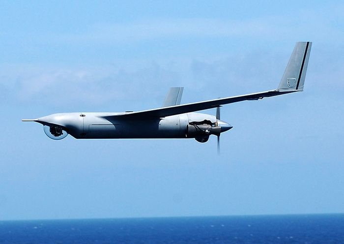 В США создали беспилотник, который может взлетать с подводной лодки