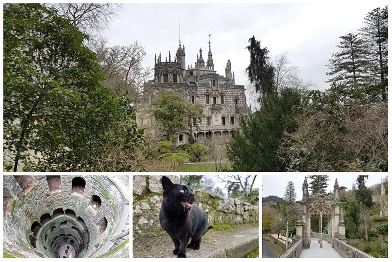 Кинта да Регалейра - самое мистическое место в Португалии...