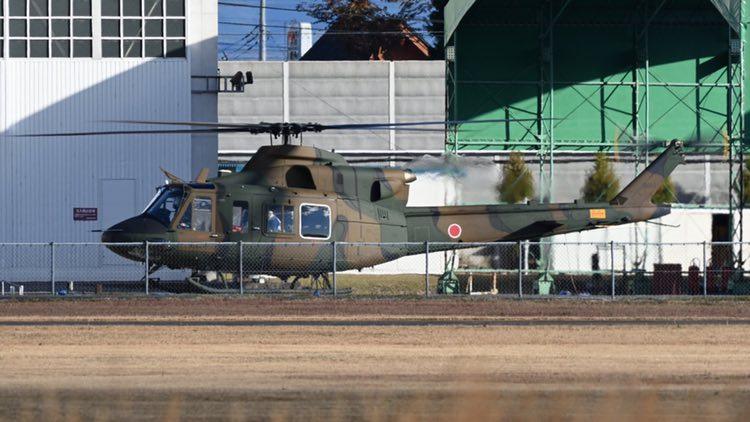 Первый японский многоцелевой вертолет UH-X