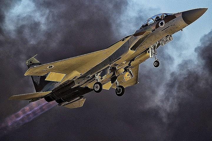 Сирийские СМИ сообщили о воздушной атаке Израиля