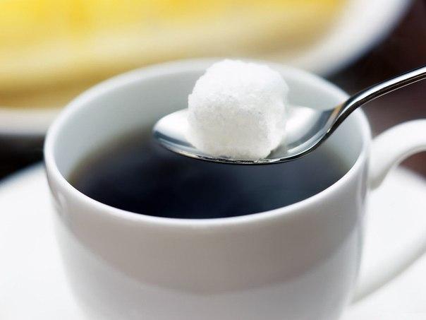 Кофе без сахара не приносит никакой пользы