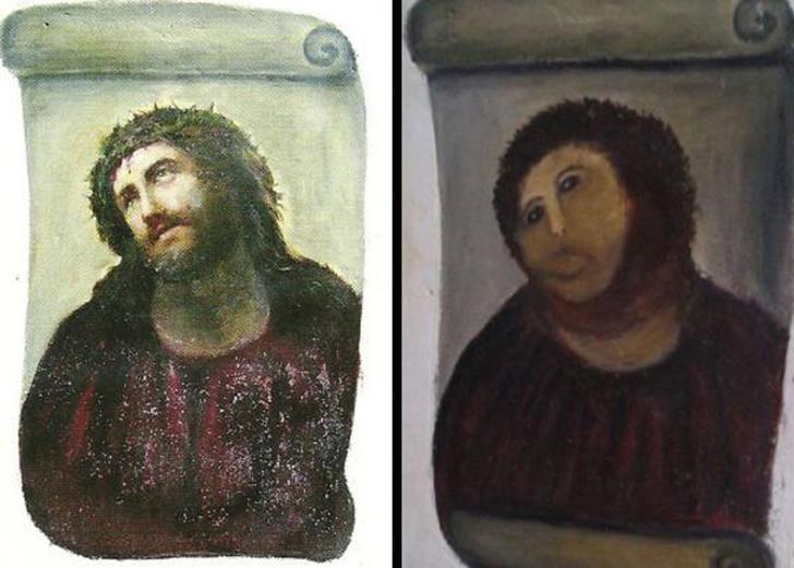 Самые громкие акты вандализма в истории искусства, которые потрясли мир