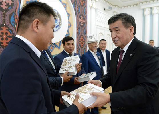 Президент Киргизии: Трудовые…