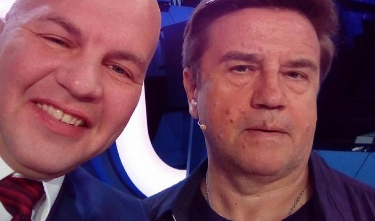 Украина и украинцы на российском ТВ