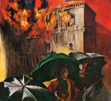 художник Ренато Гуттузо (Renato Guttuso) картины – 14