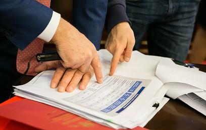 ЦИК распределил бесплатные площади для агитации в печатных изданиях